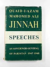 Speeches, as Governor General of Pakistan 1947-1948