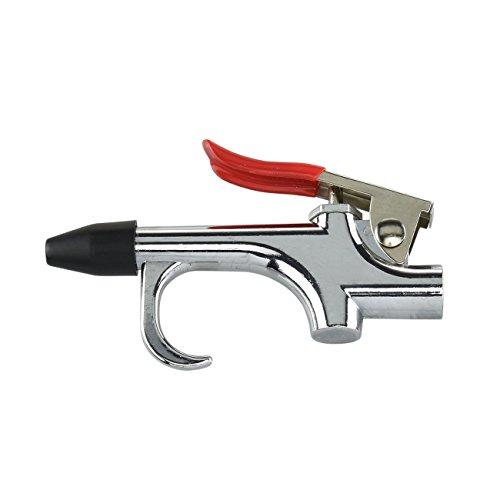 NEIKO 31112 Air Blow Gun | 5 Pc Air Nozzle | Air Gun Compressor Accessories | Long Dust Gun