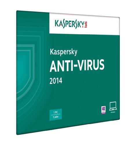 Kaspersky Lab Anti-Virus 2014