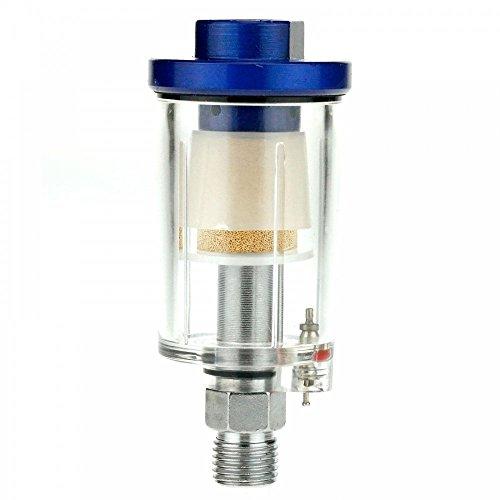 FMT Wasserabscheider für Druckluft-Werkzeuge, 6mm / 1/4Zoll BSP, In-Line