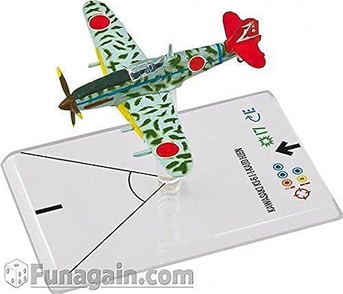 gran descuento Wings Wings Wings of Glory  Kawasaki KI-61-IB A by Ares Games  gran selección y entrega rápida