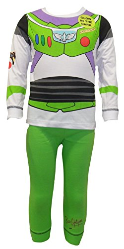 Disney Buzz Lightyear Kostüm Jungen Pyjamas 18-24 Monate (92cm)