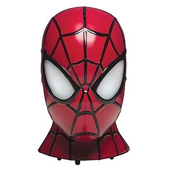 Sterno Home Glow Buddies Marvel Spider-Man Talking Head