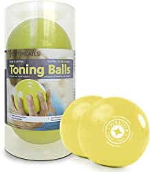 STOTT PILATES Toning Balls Two Pack