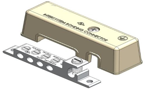 Morris Products 90588 Intersystem Bonding Connector