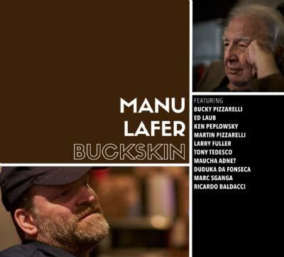 Buckskin [CD]