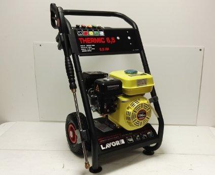 Idropulitrice Lavor Pro Idro Thermic 6,5 hp 200 bar Motore a Scoppio