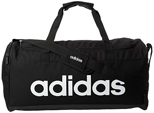 Adidas Linear Logo Duffel Medium