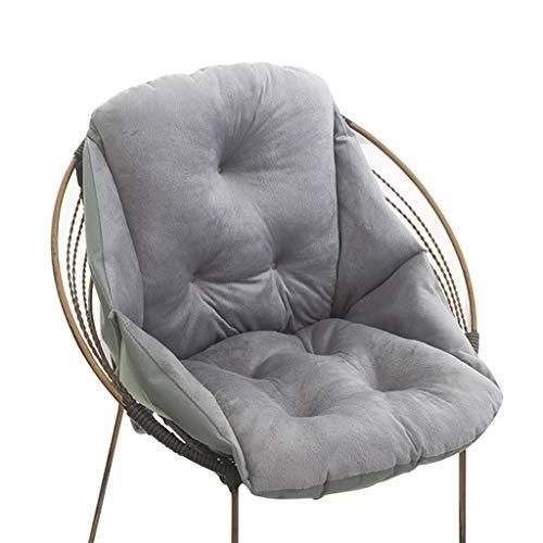 ZCXBHD zitkussen voor binnen en buiten, bekleding van katoen, dik gevoerd, dik, voor de vloer