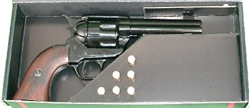 Denix Replica Colt Peacemaker + Patronen in Spezialverpackung USA 1873
