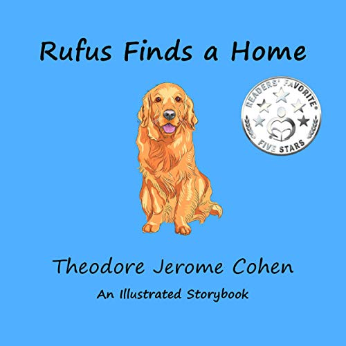 Rufus Finds a Home  By  cover art