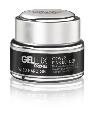 Sistema Salon Perfil Gellux UV/LED duro Gel Cubierta