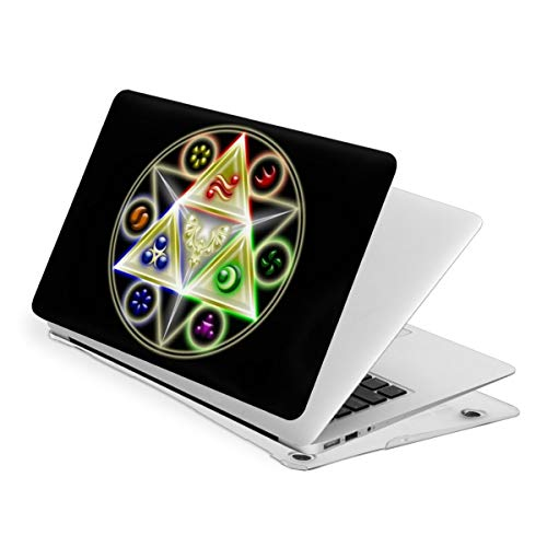 Legend of Zelda Laptop Case MacBook Non-Slip Durable Waterproof Plastic Hard Shell Case,for MacBook New Air 13/Air 13/15 Inch/Touch 13/15inch PVC Laptop Protective Cover touch15