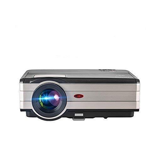 Multimedia Video Projector 4000 Lumens LED LCD Indoor Outdoor Projectors...