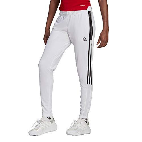 adidas, Tiro TK Pntw CU, Les Pantalons, Blanc Noir, M, Femme