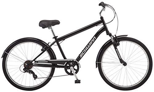 412rB0Gz8BL。 SL500 Schwinn Discover Hybrid Bike for Men and Women