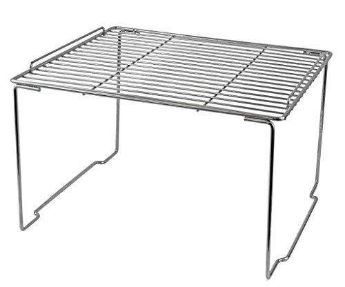 パール金属 キッチンストレージ 積み重ね 棚 ワイド H-7342