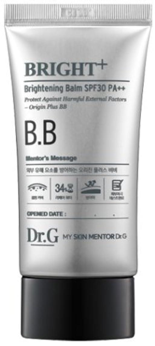 怠感見る無臭[Dr.G] Brightening BBクリーム / Brightening Balm SPF30 PA++ NO.23 Natural Beige 45ml [並行輸入品]