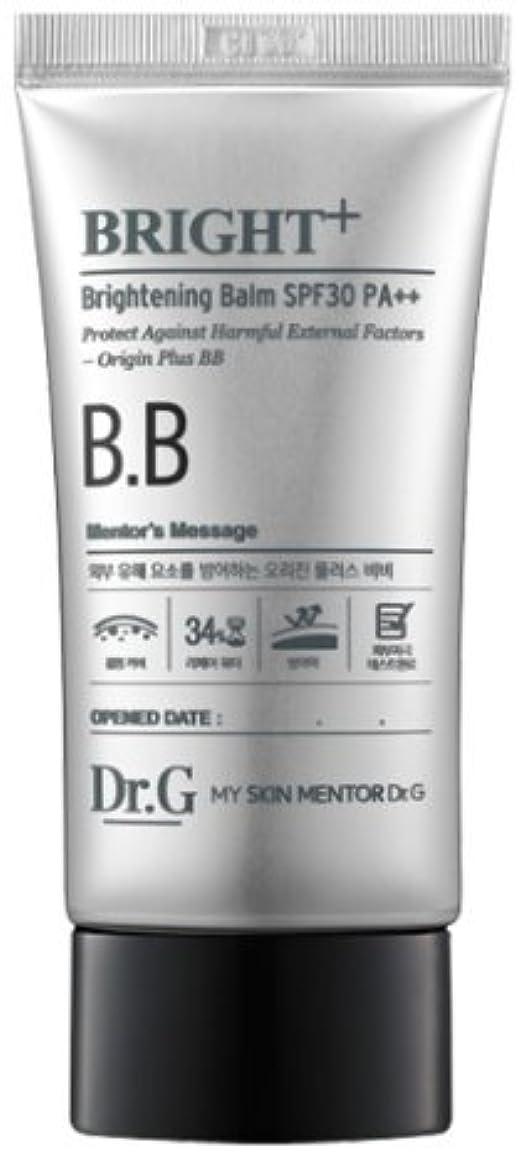 アクション不十分技術者[Dr.G] Brightening BBクリーム / Brightening Balm SPF30 PA++ NO.23 Natural Beige 45ml [並行輸入品]