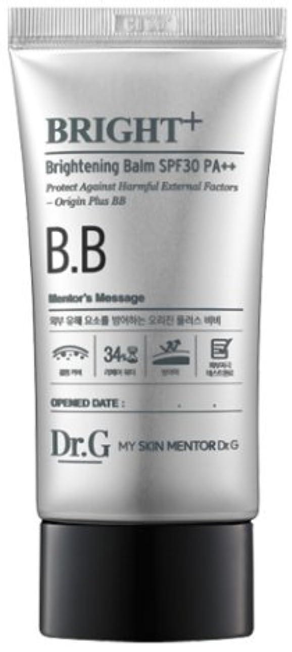 木材理論しかし[Dr.G] Brightening BBクリーム / Brightening Balm SPF30 PA++ NO.23 Natural Beige 45ml [並行輸入品]