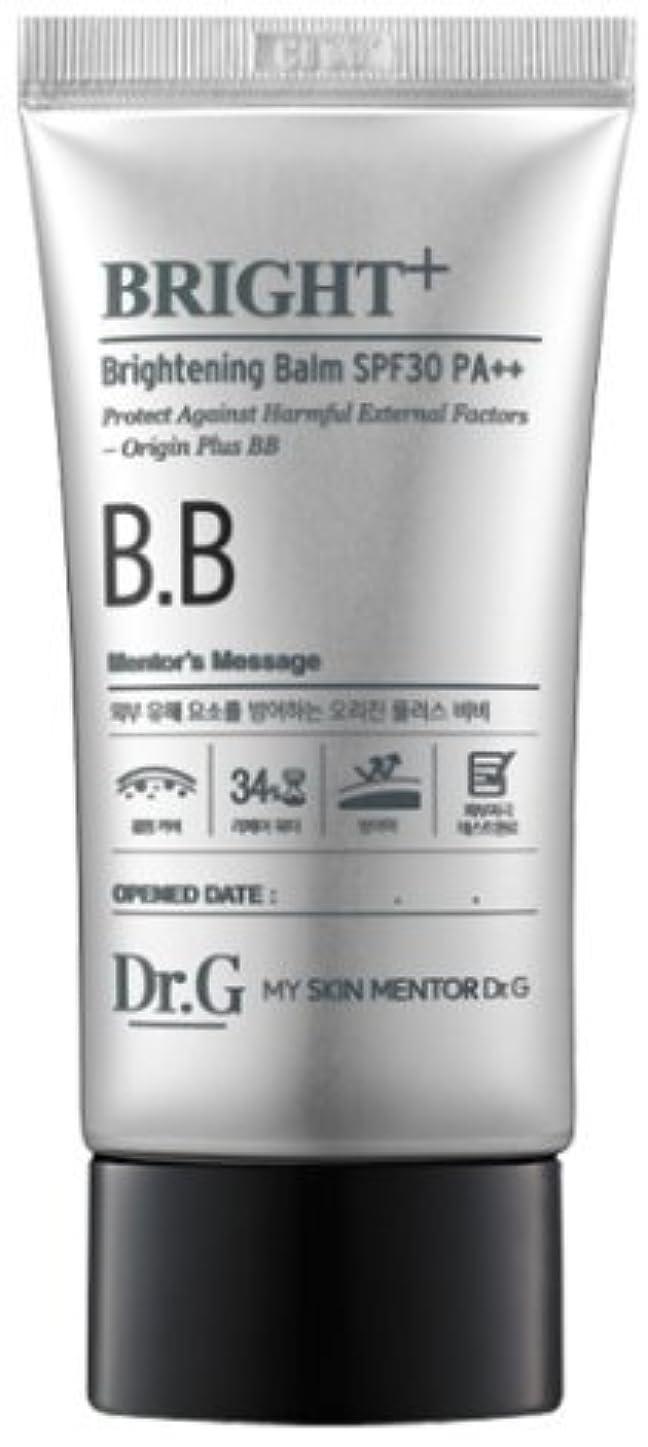 リンケージチーター脈拍[Dr.G] Brightening BBクリーム / Brightening Balm SPF30 PA++ NO.23 Natural Beige 45ml [並行輸入品]