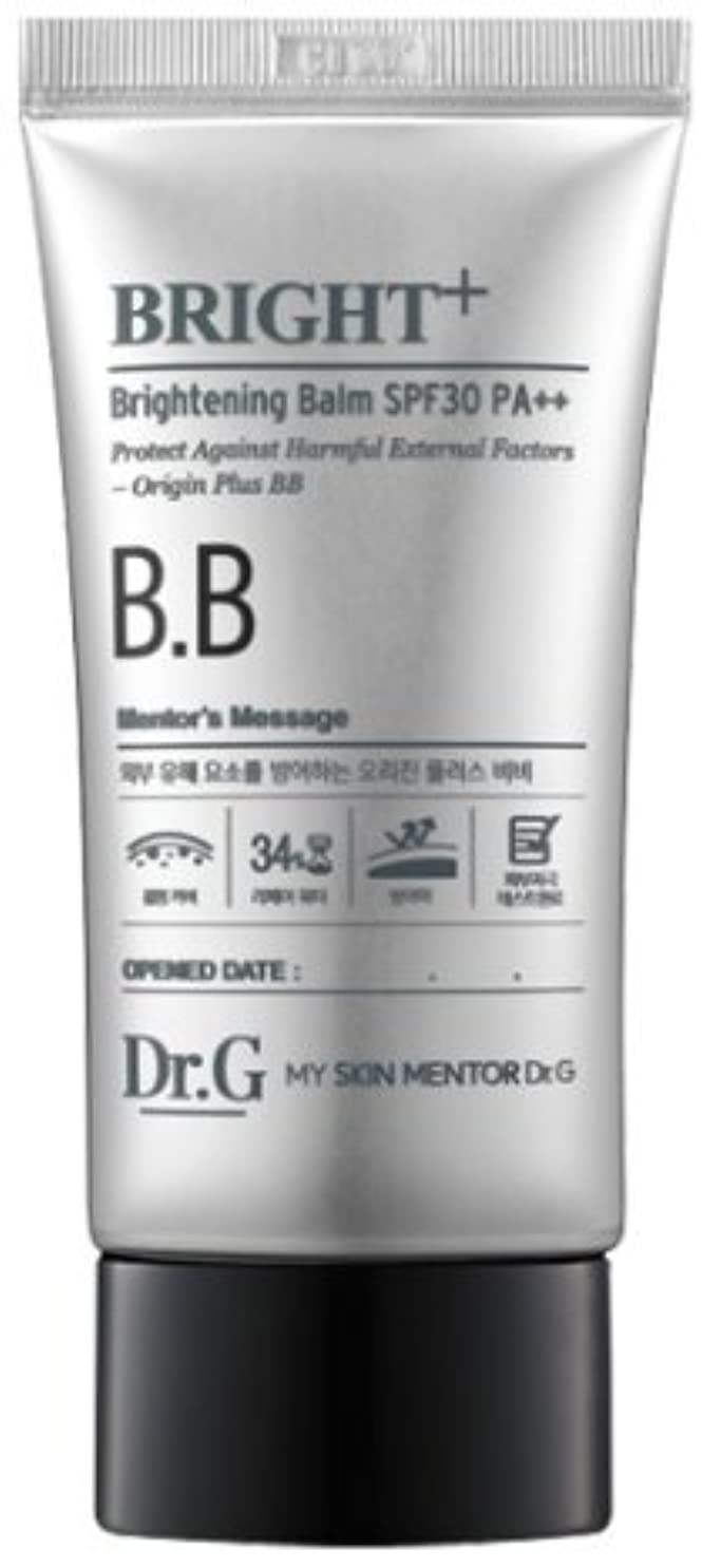 反動ベル誰[Dr.G] Brightening BBクリーム / Brightening Balm SPF30 PA++ NO.23 Natural Beige 45ml [並行輸入品]