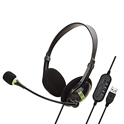 Becoler Gaming Headset 3.5Mm Over-Ear Stereo Gaming Headphone Microphone for N-Switch