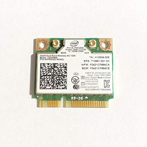 Intel Dual Band Wireless-AC...