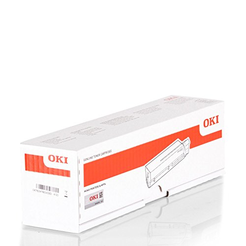 OKI 44917602 original Toner schwarz, 12000 Seiten