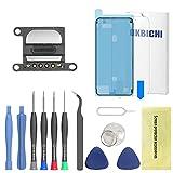 OKBICHI Altoparlante Auricolare Per iPhone 7 Plus / 8 Plus Ear Speaker Cavo Flessibile - Strumento di Riparazione con Protezione per lo Schermo