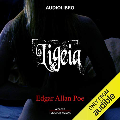 『Ligeia (Spanish Edition)』のカバーアート