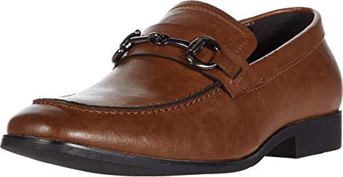 Kenneth Cole Unlisted Stay Loafer Cognac 10.5