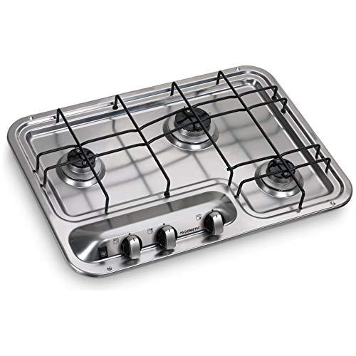 Dometic HB 3370 Kooktoestel met 3 branders, 30 mbar