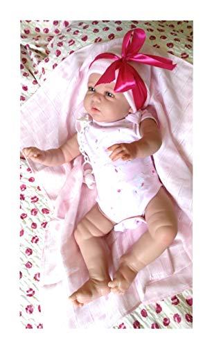 Bebés reborns Silicona muñecas de colección Reales exclusivas bebés reborns Fabricantes españoles Hechas en España babyborn Newborns muñecos hiperrealistas muñecas realistas .bebé Reborn Modelo Nora