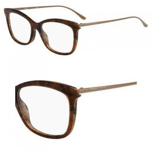 Hugo Boss Boss 0946 XT8 53 Gafas de sol, Marrón (Marbre Brw Ecru Pearl), Mujer