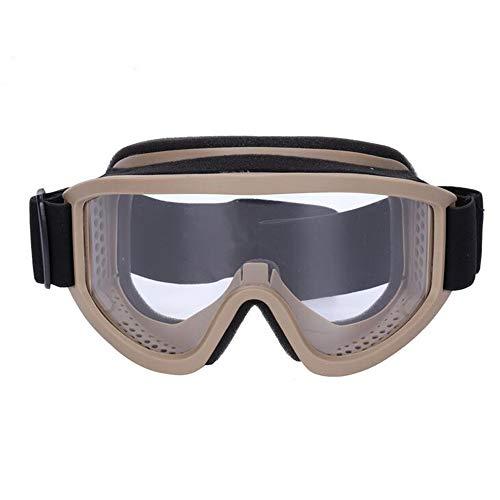 MWJK® Anti-Fog Anti-Nebbia Protezione UV Occhiali Unisex, Occhiali con Cinturino per Ciclismo, Corsa E Sci Sport Occhiali da Sole per Gli Sport all\'Aria Aperta Motocross Racer