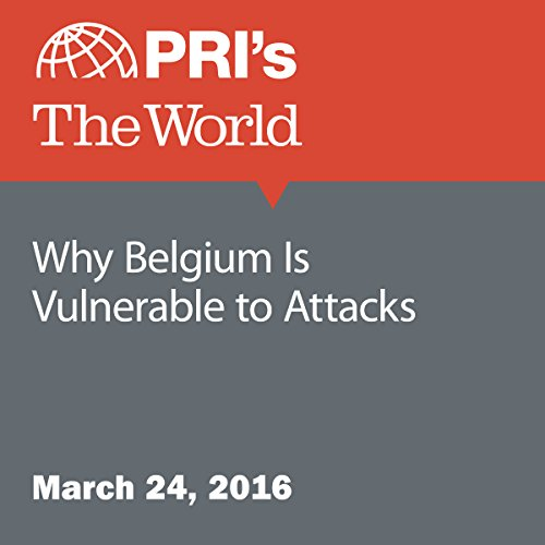 Why Belgium Is Vulnerable to Attacks audiobook cover art