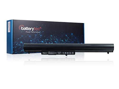 Batterytec® Relacement Batterie d'ordinateur portable pour HP 240 G2, HP OA04 OA03, HP CQ14 CQ15, HP Compaq Presario 15-h000 15-S000, HSTNN-LB5Y HSTNN-LB5S HSTNN-PB5Y. [14.4V 2200mAh, 12 mois de garantie]