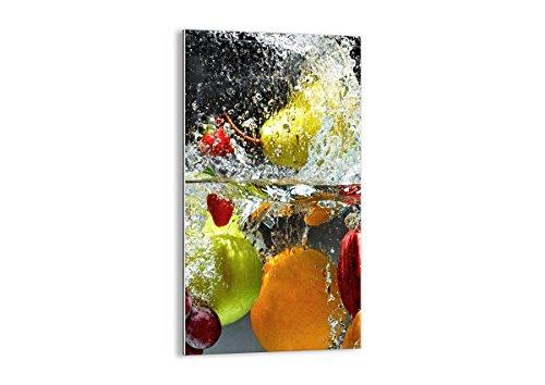 ARTTOR Cuadro sobre Vidrio - Cuadro Cristal - Cuadros Decoracion Salon Modernos...