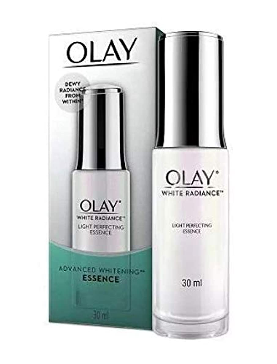 さわやか農夫バーストOLAY WHITE RADIANCE LIGHT PERFECTING ADVANCED WHITENING ESSRNCE 30g [並行輸入品]