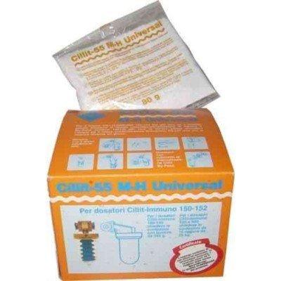 Nachfüllpack Cillit, 55 m-h, 12 Beutel à 80 Gramm, für Dosiergerät Immuno 10048