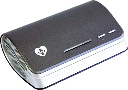 Air Purifier & Sterilizer with UV-C Light and H13 HEPA Filtration for Car and Office/Desk Use