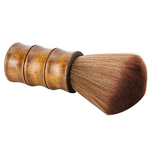 Cepillo de barrido de pelo de salón Cepillo de barrido de pelo para crema de afeitar para salón para hombre