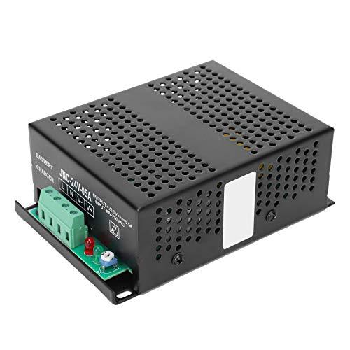 Cargador automático de flotador de batería Grupo electrógeno diesel Cargador de flotador inteligente Indicador de método de carga de dos etapas Cargador de batería inteligente Fuente de alimentación c