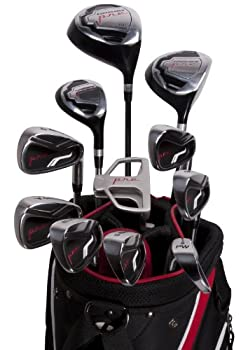 PRE Men's Complete Golf Set 16-Piece Pinemeadow