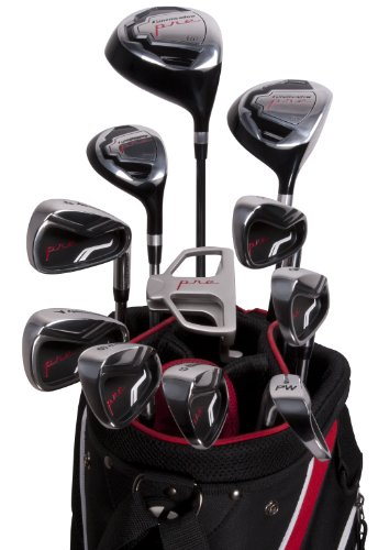 Pinemeadow PRE Men's 16-Piece Complete Golf Set is the best choice