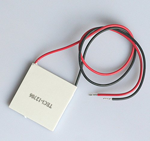 2X TEC1-12706 12V 60W TEC Peltierelement Modul Peltier Element Kühlen Heizen