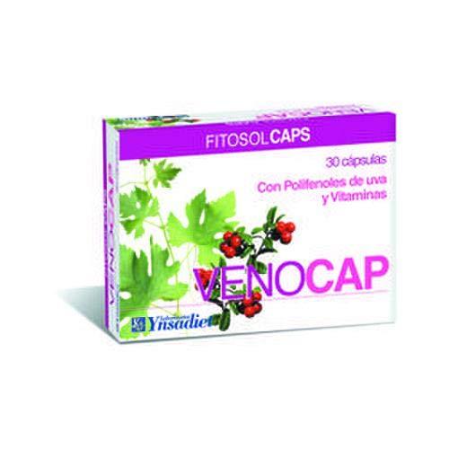 YNSADIET Venocap 30 Capsules, 40 g
