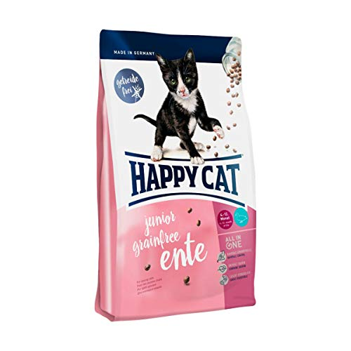Happy Cat Supreme Junior Grainfree Ente, 1.4 kg