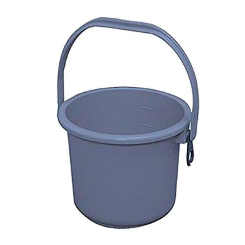アイリスオーヤマ バケツ ブルー 直径28.2×高さ26.1cm PB-10